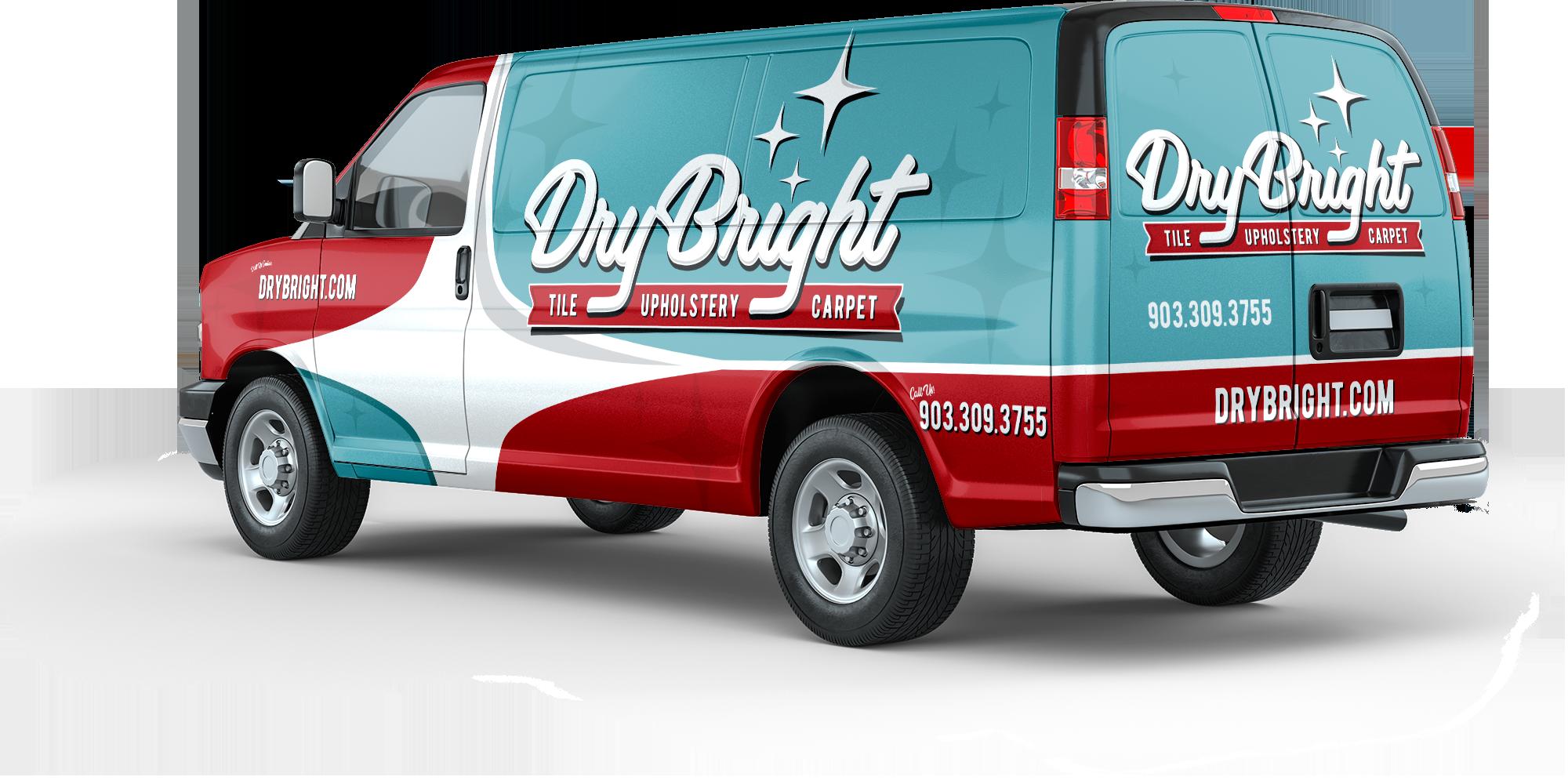 DryBright-BrandFlare Creative - Van Wraps - Truck Wraps