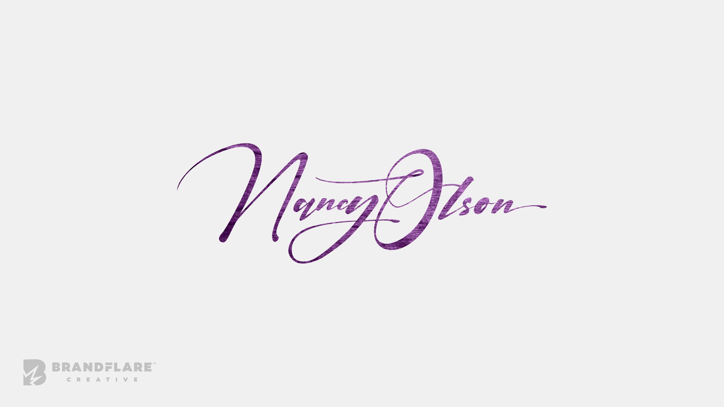 Nancy Olson Logo